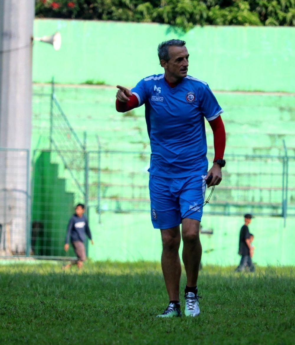 Marco Simic Kian Tajam, Arema FC Tidak Khawatir