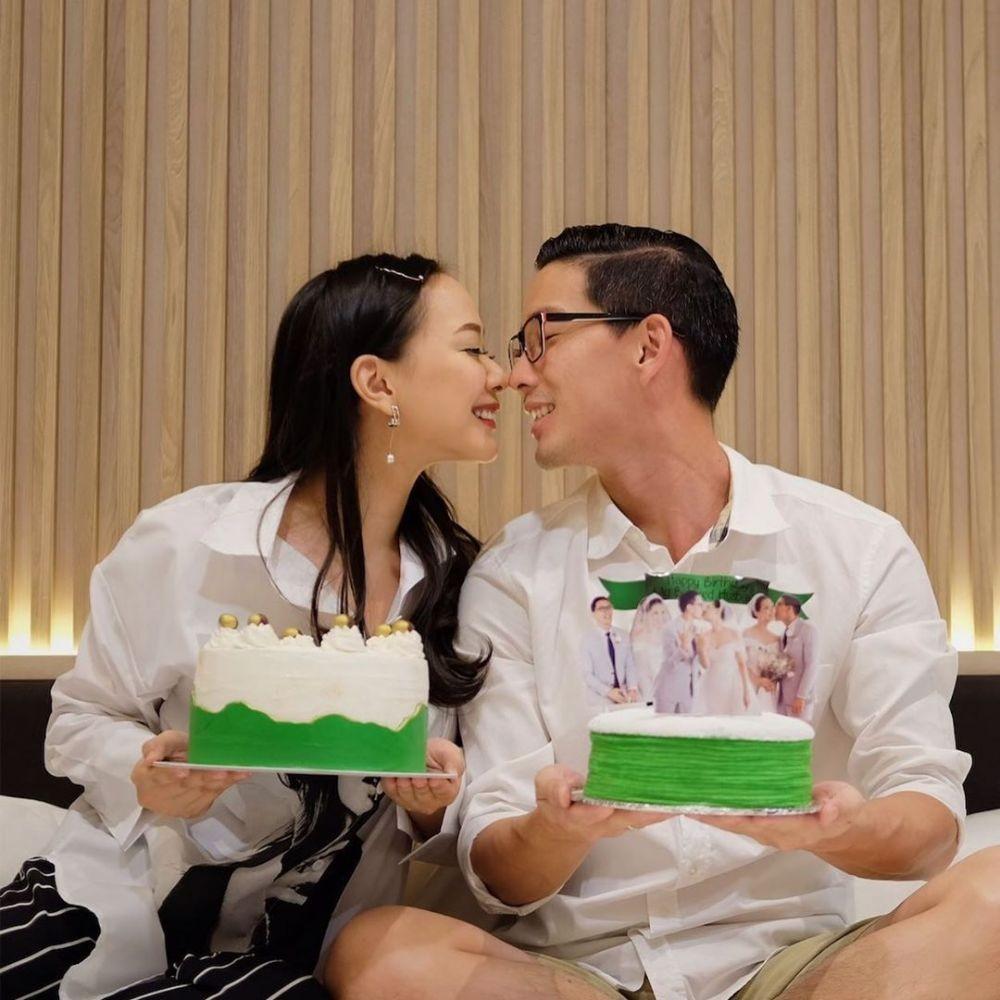 Penuh Haru Bahagia, Potret Yuanita & Suami Segera Sambut Anak Pertama