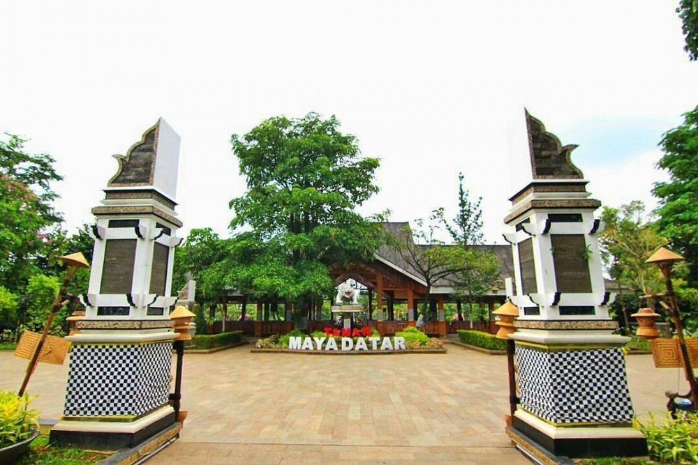 Tidak Hanya Sri Baduga, 3 Taman Ini juga Terkenal di Purwakarta