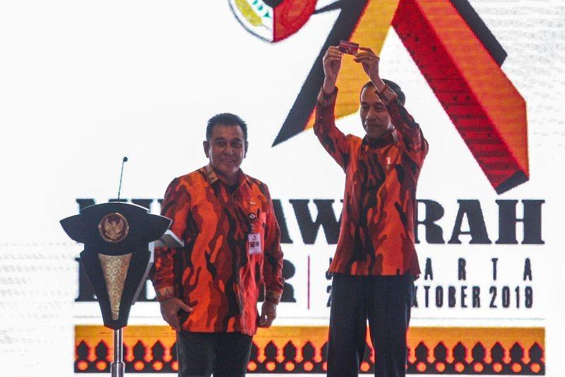 Jokowi Usulkan Penyebutan Radikalisme Diganti Manipulator Agama