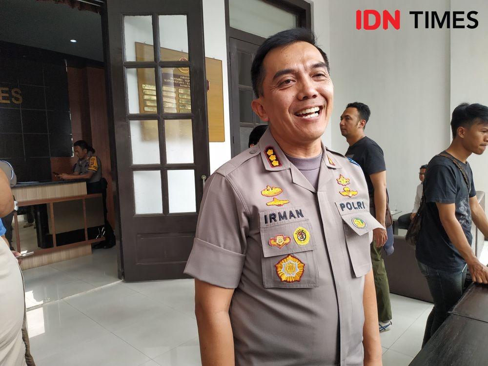 Polrestabes Bandung Turunkan 2.300 Personel untuk Jaga Nataru 2019
