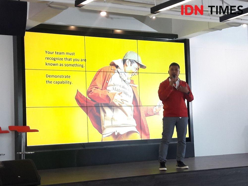 IMS 2020: Fahroni Arifin, Sosok Inovatif di Balik Indosat Ooredo