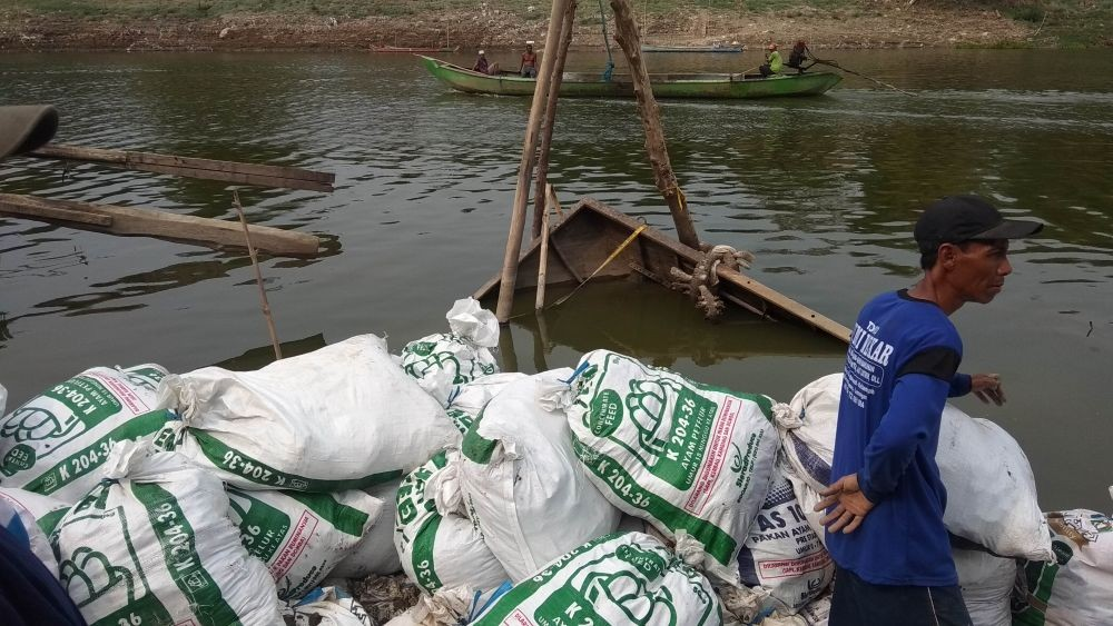 BPCB Trowulan Mulai Ekskavasi Tiga PerahuBaja di Lamongan
