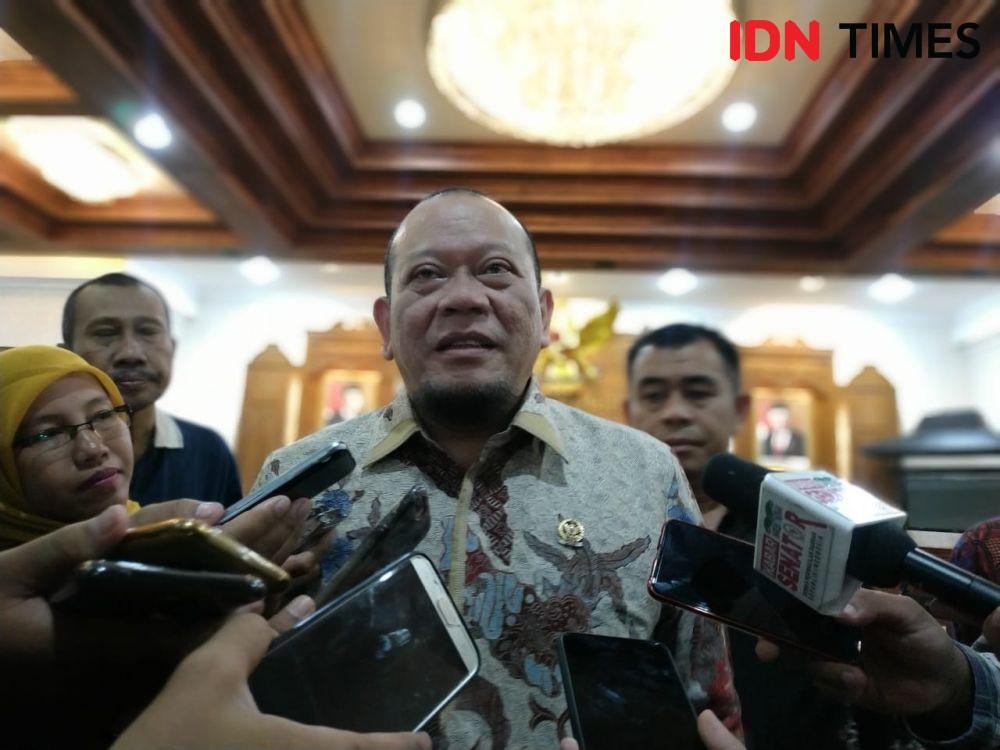 La Nyalla Sebut FIFA Bisa Batalkan Indonesia Jadi Tuan Rumah Pildun