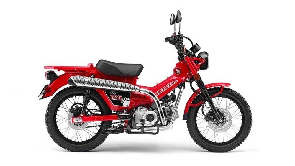 Honda CT125 Jadi Obat Rindu Pecinta Motor Bebek Retro
