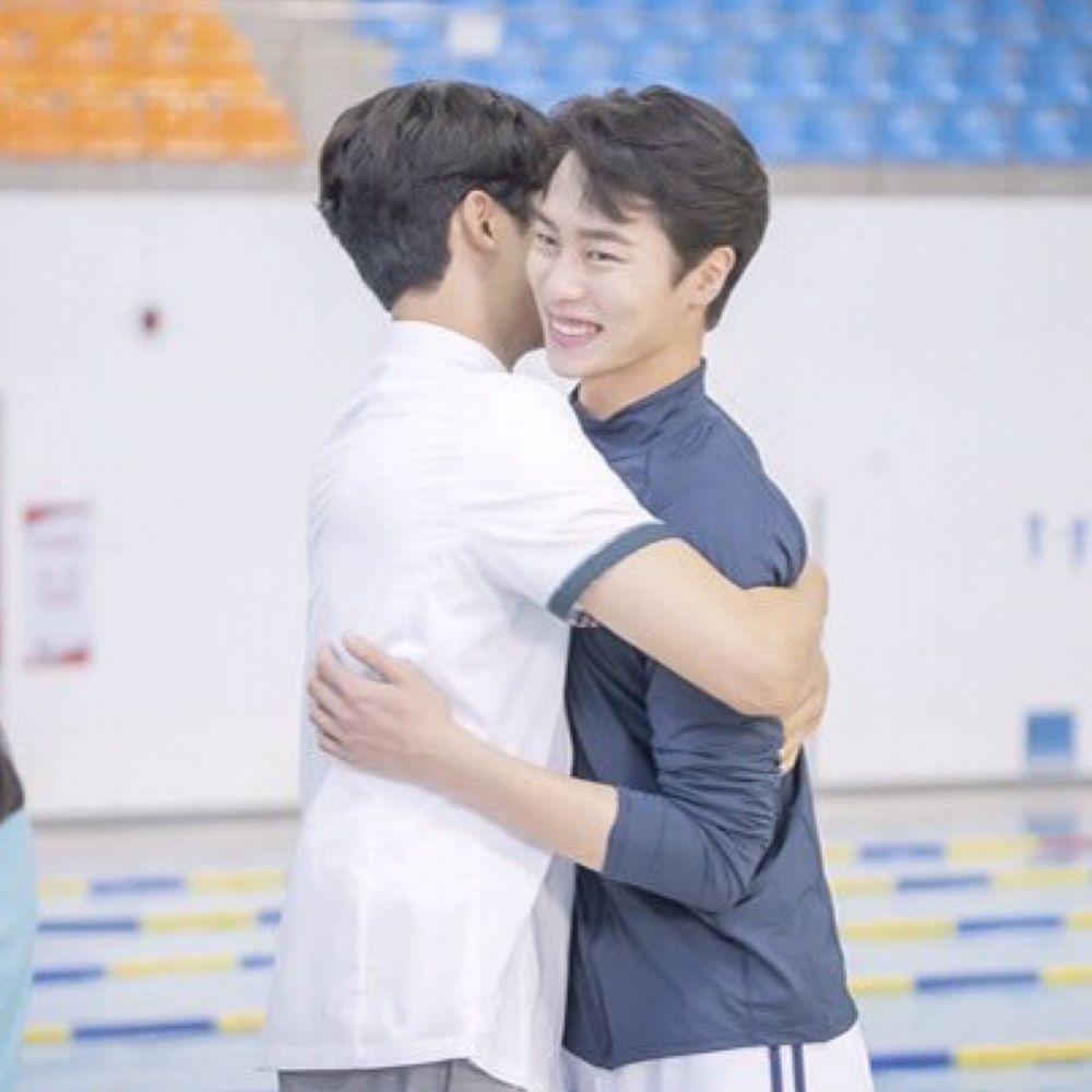 Rebutan Dan Oh di Extraordinary You, 10 Bromance Baek Kyung - Haru