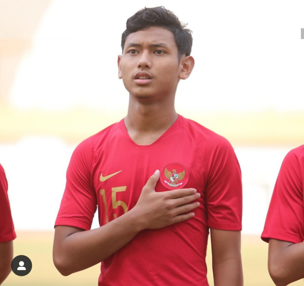 Salman Alfarid Main Oke, Pelatih Timnas U-19: Layak Man of The Match!