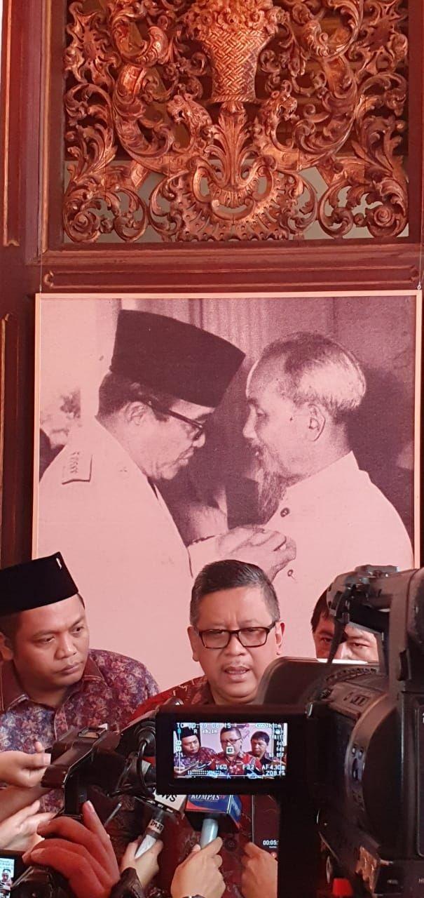 60 Tahun Indonesia-Vietnam, Foto Sukarno dan Ho Chi Minh Dipamerkan