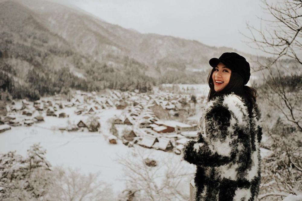 10 Destinasi Liburan ala Jessica Mila, Inspirasi Pelesiran Akhir Tahun
