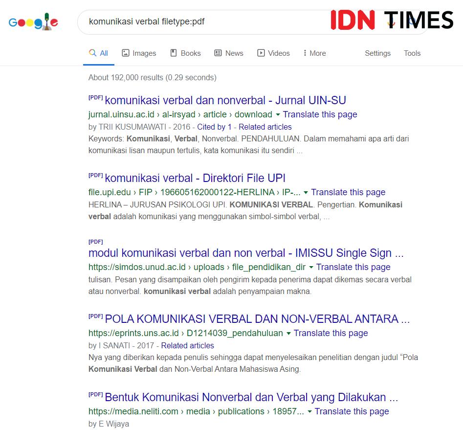 Ini 10 Trik Cari Kata Lebih Akurat di Google, Hemat Waktu