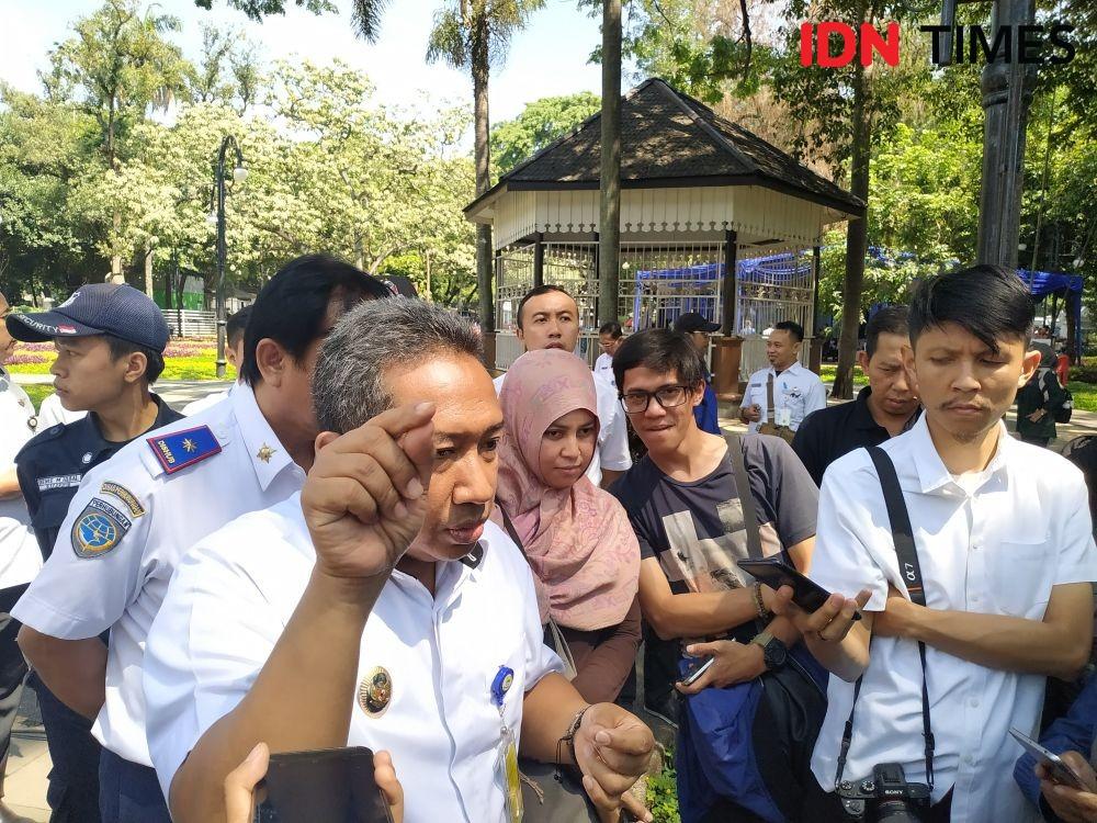 Biang Kerok Macet, Yana Mulyana Perintahkan Pintu Masuk PVJ Ditutup