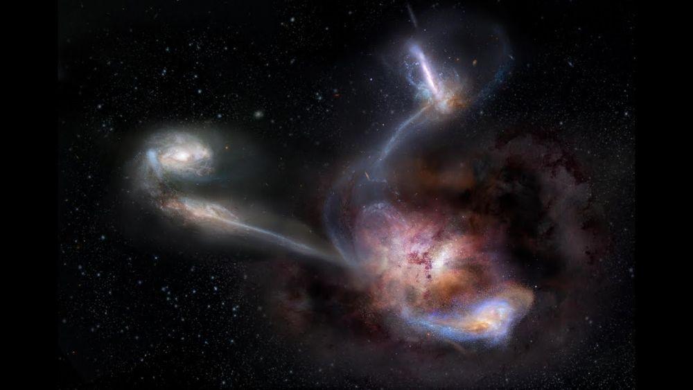 Ada yang Zombie dan Kanibal, Ini 8 Galaksi Paling Unik di Alam Semesta