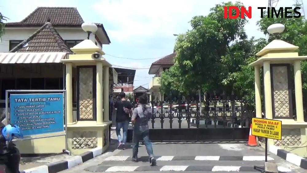 Densus 88 Gerebek Rumah Diduga Terkait Tindak Terorisme di Gunungkidul