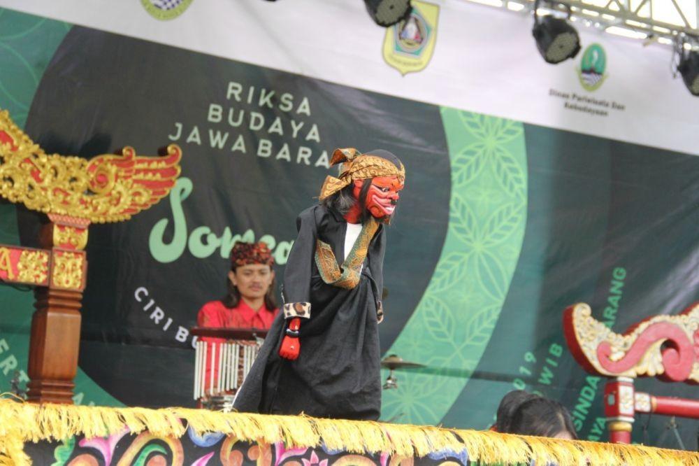 Perkuat Nilai Kearifan Lokal, Disparbud Jabar Gelar Riksa Budaya