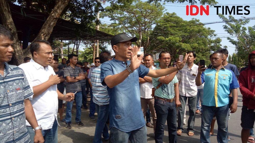 Pemerintah Segel Kantor Tiga Perusahaan Ekspedisi di Makassar