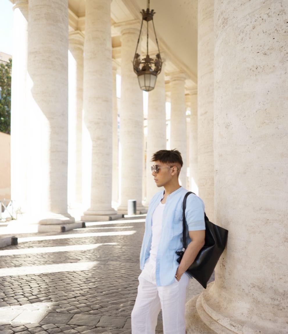 10 Destinasi Liburan Estetik ala Roy Kiyoshi yang Keliling Eropa