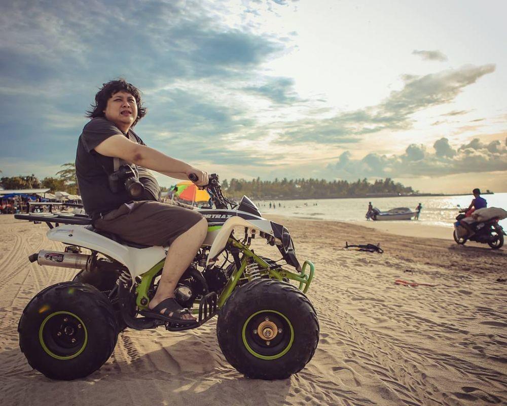 Cecep Reza Meninggal, 10 Potret Perjalanan Karier Si Bombom Bidadari
