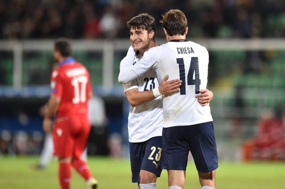 3 Rekor Luar Biasa di Balik Laga Italia vs Armenia