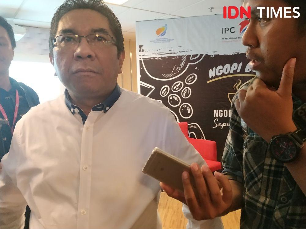 Dirut Pelindo II Bahas Rencana Holding Pelabuhan dengan Erick Thohir