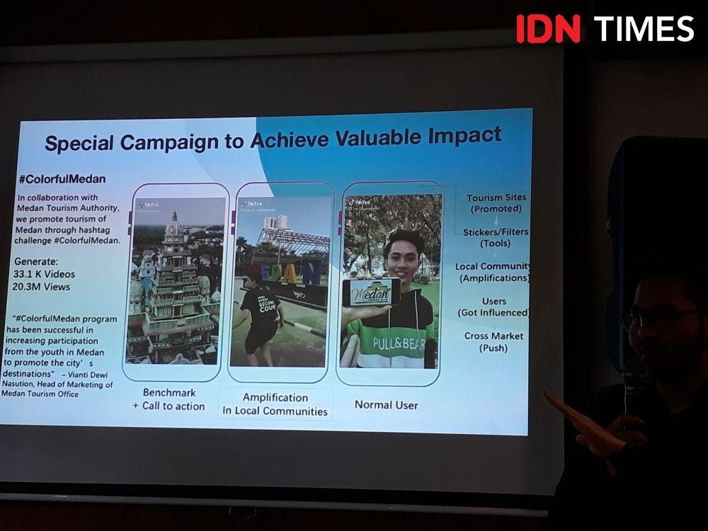 Anak Muda di Bali Diajak Promosi Wisata Lewat TikTok, Mau Mencobanya?