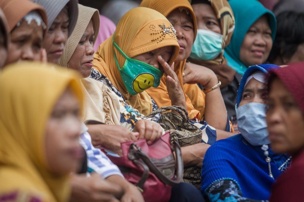Menperin Khawatir 25 Pabrik Alas Kaki Bakal Hengkang dari Banten