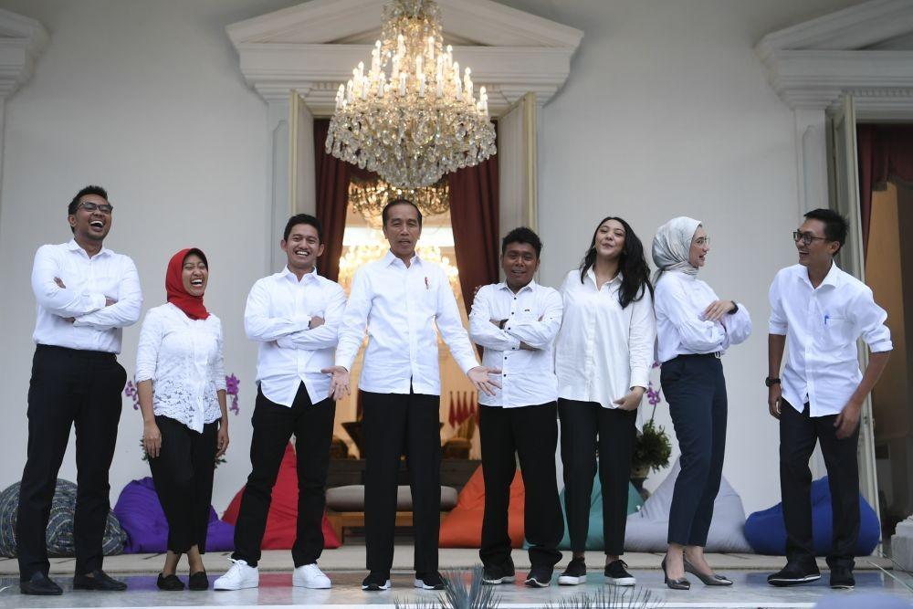 Staf Khusus Jokowi Dibagi Jadi 3 Gugus, Kenapa?