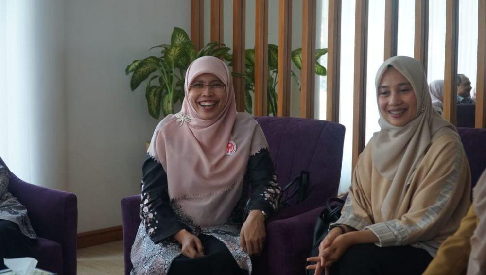 Tingkatkan Kualitas, Dekranasda Bandung-Banyuwangi Saling Bersinergi