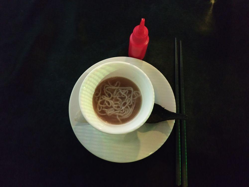 Mencicipi Kuliner Legendaris Bandung Lewat Aksi Molecular Gastronomy
