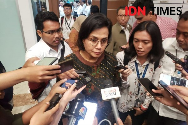 Sri Mulyani Pastikan Indonesia Bakal Resesi Kuartal 3 Ini
