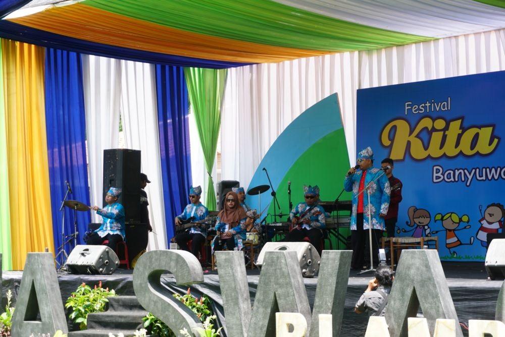 Almumtaz, Band Disabilitas yang Rutin Kampanyekan Semangat Bersekolah
