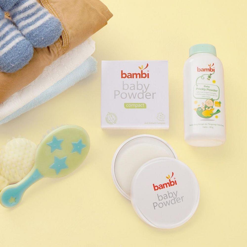 7 Rekomendasi Bedak Gatal untuk Bayi Efektif Atasi Ruam dan Alergi