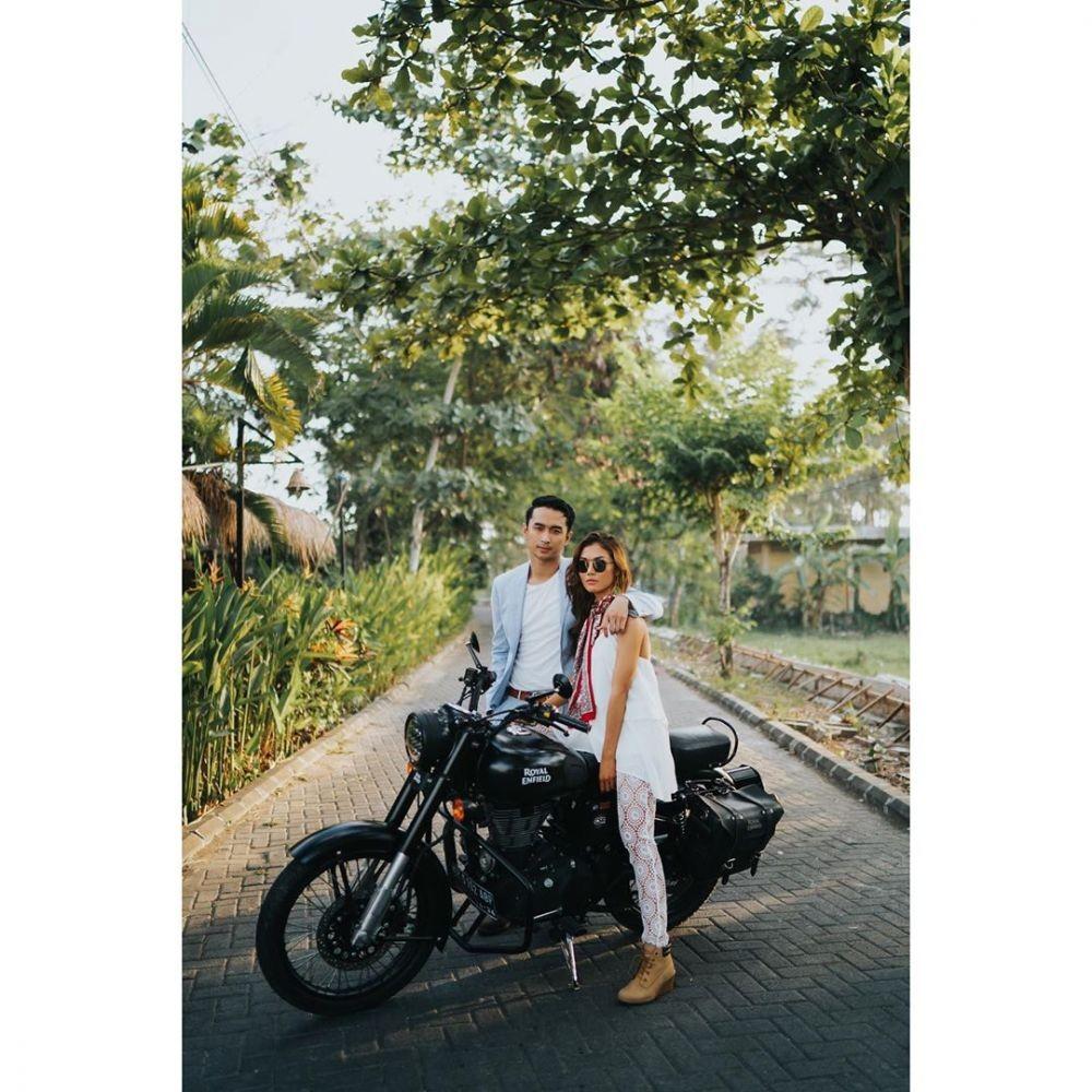 9 Inspirasi Foto Prewed di Bali ala Mezty Mez dan Gerald Yohanes