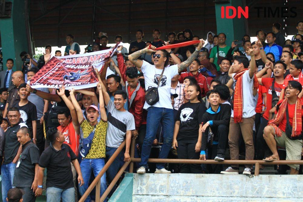 Sudah Tiba di Pekanbaru, Karo United FC Diperkuat 22 Pemain