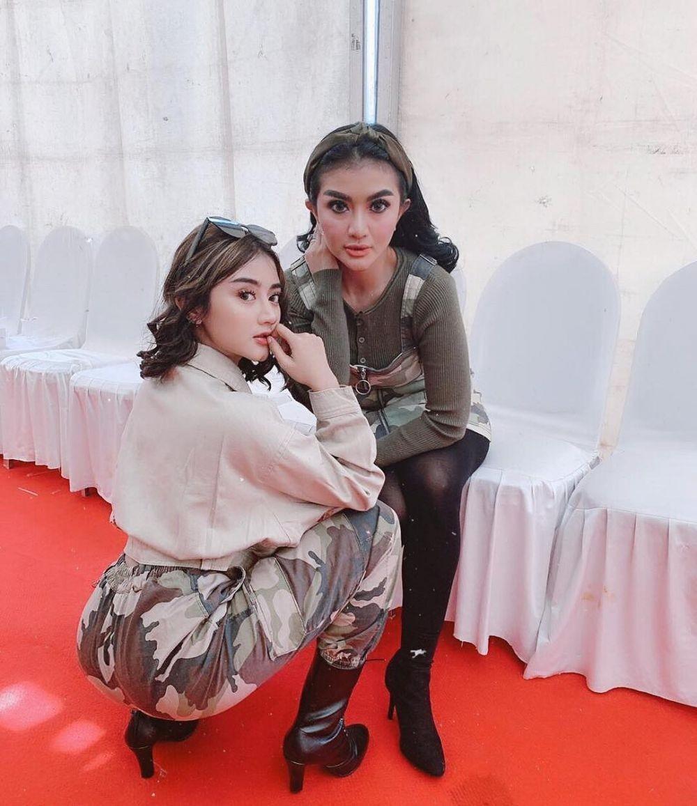 10 Kekompakan Trio Pedangdut Youbi Sister, Jadi Bingung Milih Mana
