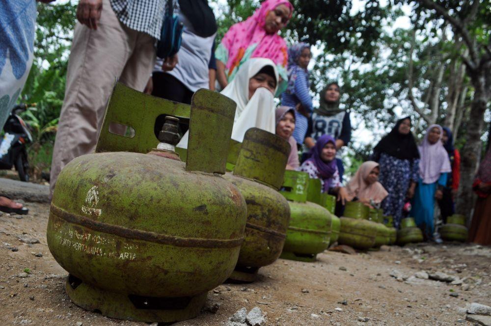 Konsumsi Gas 3 Kilogram di Samarinda Salah Sasaran, selama Pandemik