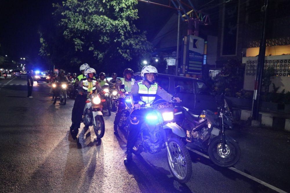 Kerap Konvoi dan Tawuran, Anggota Geng Motor di Purwakarta Ditangkap