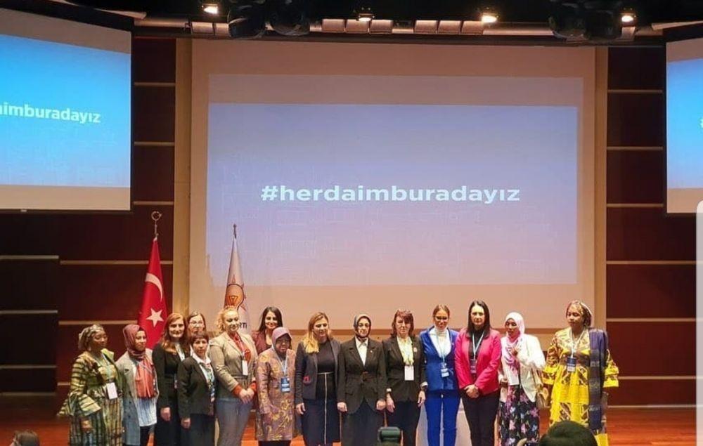 [FOTO] Ketika Walkot Tri Rismaharini Menjabat Tangan Presiden Erdogan