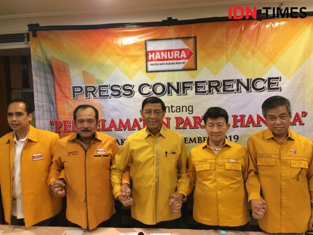 92 Pengurus DPC Hanura OI Mundur, Tolak Keputusan DPP Usung Petahana