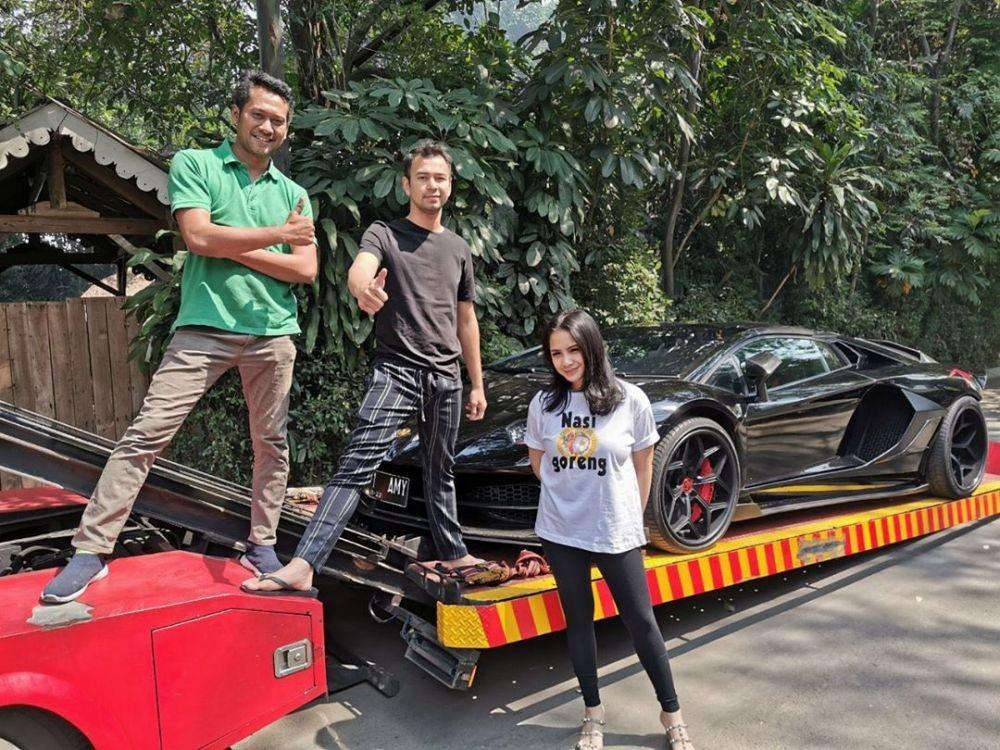 5 Artis yang Hobi Koleksi Supercar, Harganya Fantastis hingga Rp14 M