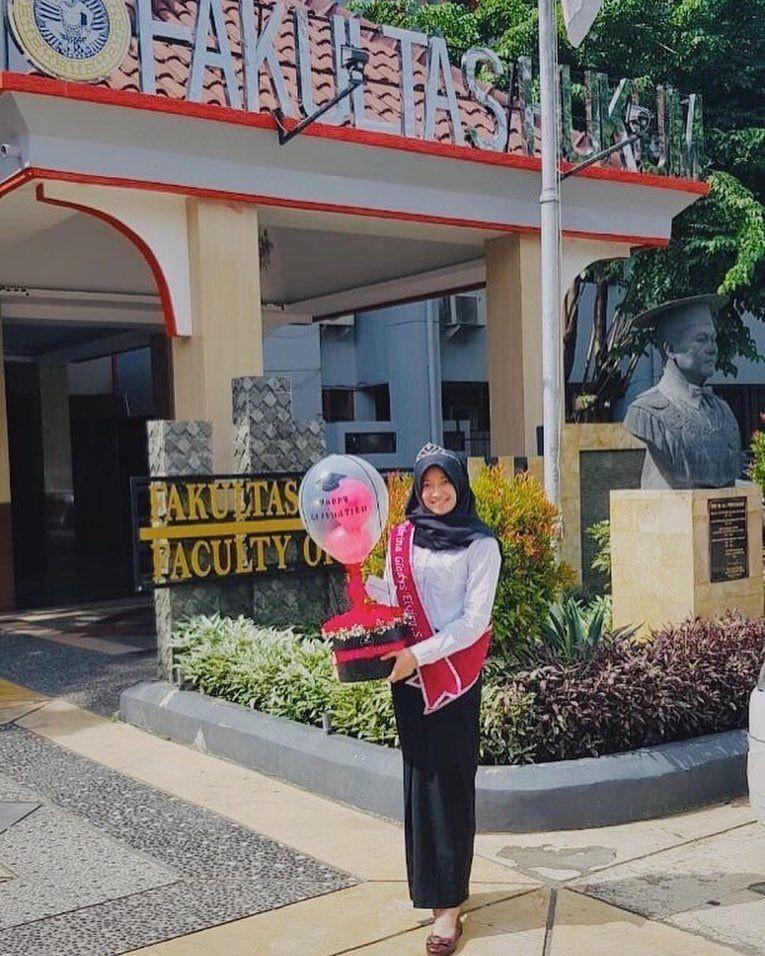 Kisah Febrina Gladys, Atlet Renang Asal Surabaya yang Menginspirasi