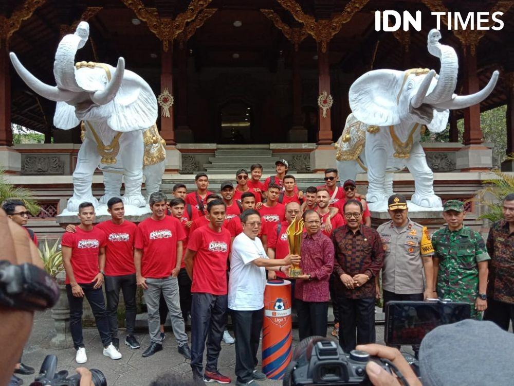 Nasib Teco dan Pemain Baru Bali United, Kompetisi LCA di Depan Mata