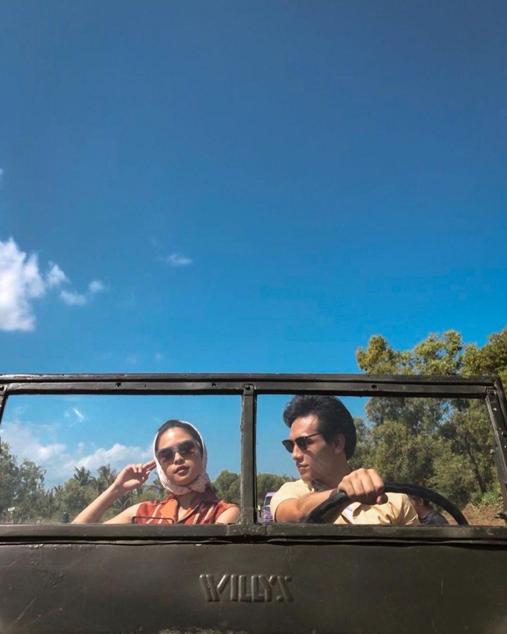 9 Potret Jefri Nichol dan Maudy Ayunda di Film, Chemistry Kuat!