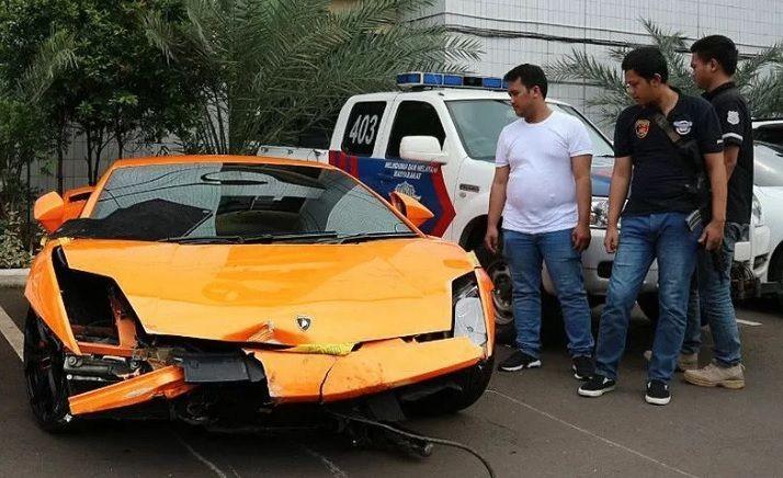 Pengemudi Lamborghini yang Todongkan Senjata Diduga Hindari Pajak