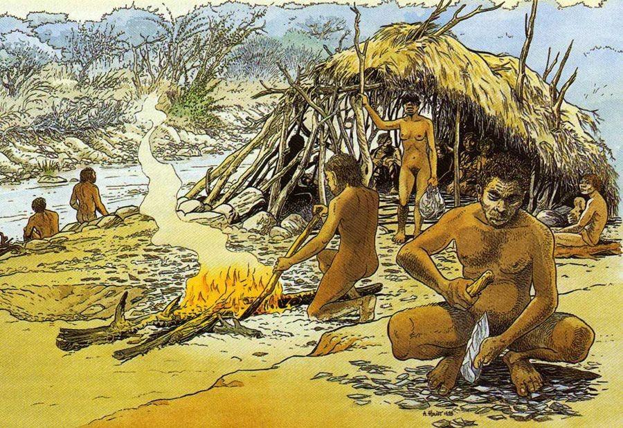Fosil Termuda dari Homo Erectus Ternyata Ada di Indonesia loh!