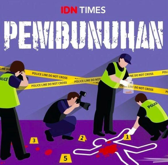 Aksi Komplotan Geng Teras di Depok, 5 Kali Merampok di Satu Waktu!