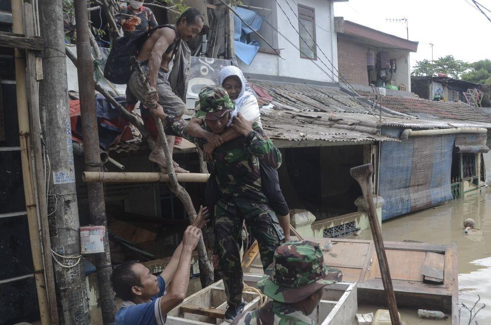 Anies: Banjir di Rawa Buaya Sehari Kering, Biasanya 5 Hari