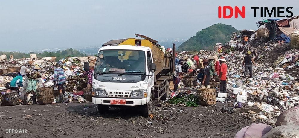 Sampah di Sleman Capai 700 Ton/per Hari, Pemkab Sleman Ingin Buat TPST