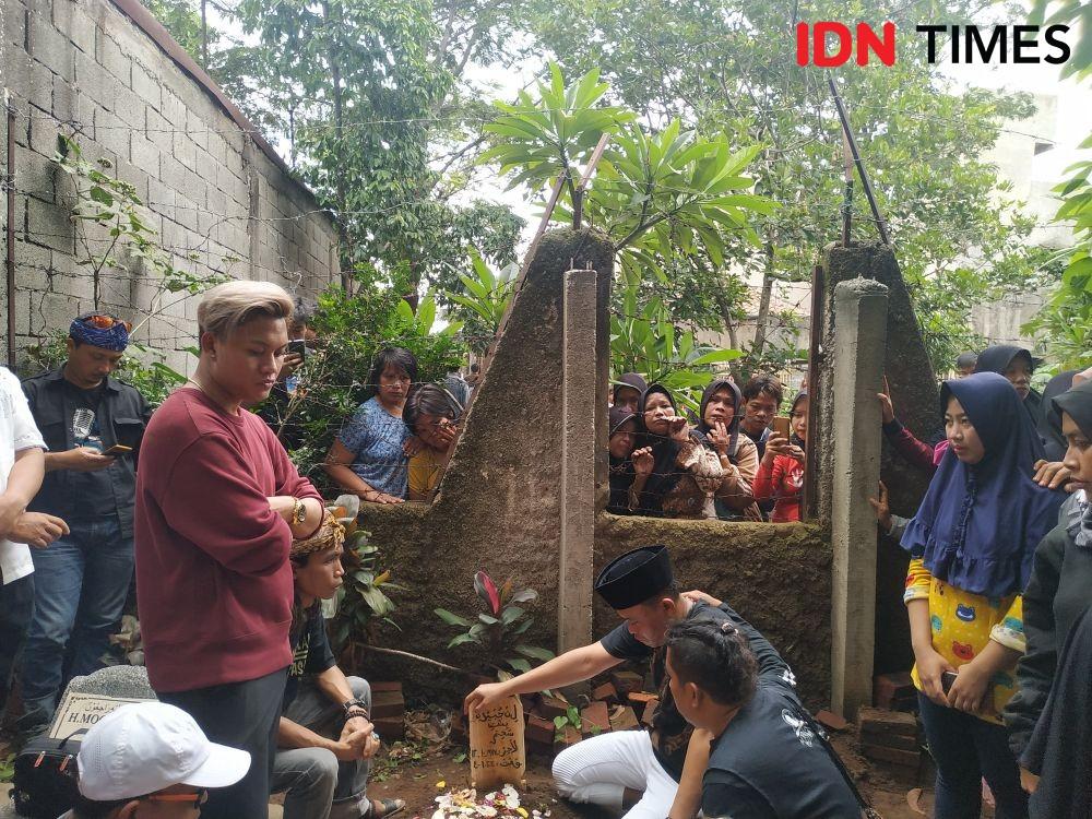 Kematian Lina Janggal, Polisi Olah TKP di Rumah Mantan Istri Sule