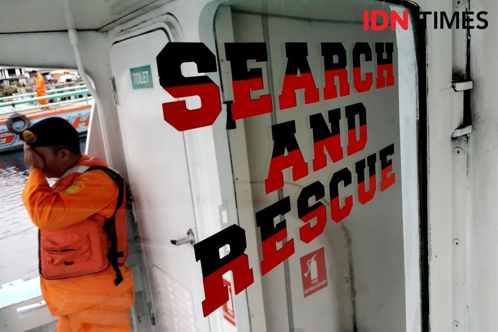Tugboat di Kepulauan Meranti Tenggelam, Kapten Kapal Belum Ditemukan