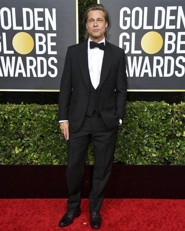 Keren, 10 Selebriti Pria dengan Busana Terbaik di Golden Globes 2020